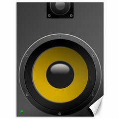 Audio Loadspeaker Activ Canvas 36  X 48   by Nexatart