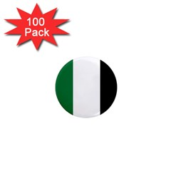 Palestine Flag 1  Mini Magnets (100 Pack)  by Nexatart