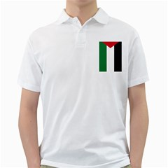 Palestine Flag Golf Shirts