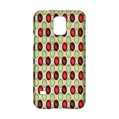 Christmas Pattern Samsung Galaxy S5 Hardshell Case