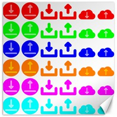 Download Upload Web Icon Internet Canvas 20  X 20   by Nexatart
