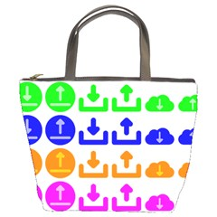 Download Upload Web Icon Internet Bucket Bags by Nexatart