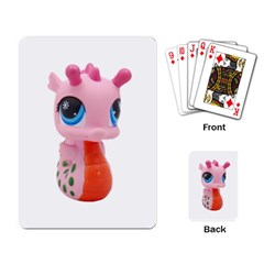 Dragon Toy Pink Plaything Creature Playing Card