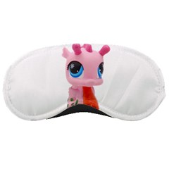 Dragon Toy Pink Plaything Creature Sleeping Masks by Nexatart