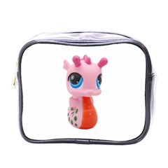 Dragon Toy Pink Plaything Creature Mini Toiletries Bags