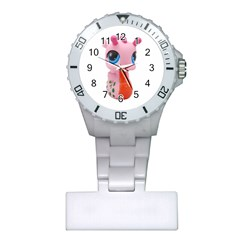 Dragon Toy Pink Plaything Creature Plastic Nurses Watch