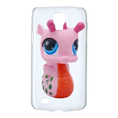 Dragon Toy Pink Plaything Creature Galaxy S4 Active by Nexatart