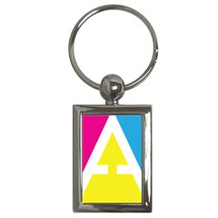 Graphic Design Web Design Key Chains (rectangle)
