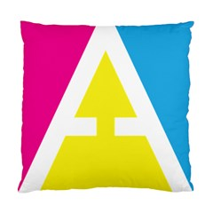 Graphic Design Web Design Standard Cushion Case (two Sides) by Nexatart