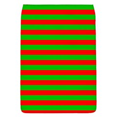 Pattern Lines Red Green Flap Covers (s)