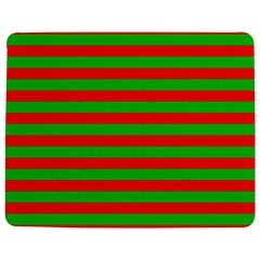 Pattern Lines Red Green Jigsaw Puzzle Photo Stand (rectangular)