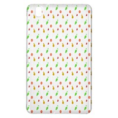 Fruit Pattern Vector Background Samsung Galaxy Tab Pro 8 4 Hardshell Case by Nexatart