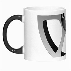 Car Wheel Chrome Rim Morph Mugs
