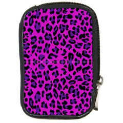 Pattern Design Textile Compact Camera Cases