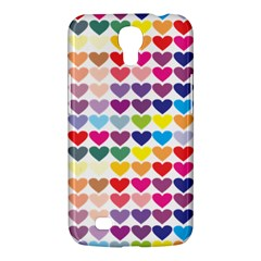 Heart Love Color Colorful Samsung Galaxy Mega 6 3  I9200 Hardshell Case by Nexatart