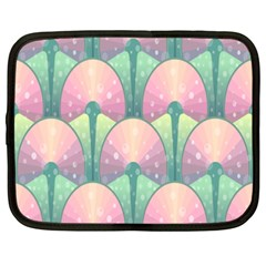 Seamless Pattern Seamless Design Netbook Case (xxl)