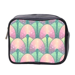 Seamless Pattern Seamless Design Mini Toiletries Bag 2 Side