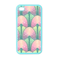 Seamless Pattern Seamless Design Apple Iphone 4 Case (color) by Nexatart