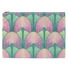 Seamless Pattern Seamless Design Cosmetic Bag (xxl)