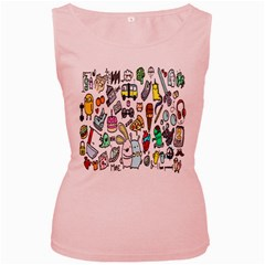 Story Of Our Life Women s Pink Tank Top