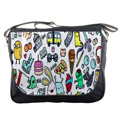 Story Of Our Life Messenger Bags
