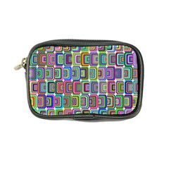 Psychedelic 70 S 1970 S Abstract Coin Purse