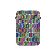 Psychedelic 70 S 1970 S Abstract Apple Ipad Mini Protective Soft Cases by Nexatart