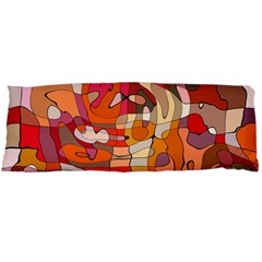 Abstract Abstraction Pattern Modern Body Pillow Case (dakimakura)