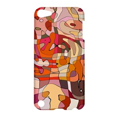 Abstract Abstraction Pattern Modern Apple Ipod Touch 5 Hardshell Case