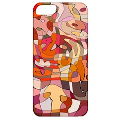 Abstract Abstraction Pattern Modern Apple Iphone 5 Classic Hardshell Case