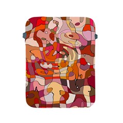 Abstract Abstraction Pattern Modern Apple Ipad 2/3/4 Protective Soft Cases