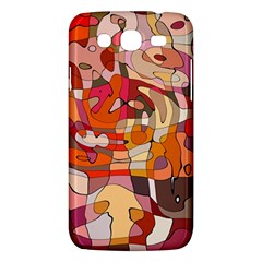 Abstract Abstraction Pattern Modern Samsung Galaxy Mega 5 8 I9152 Hardshell Case