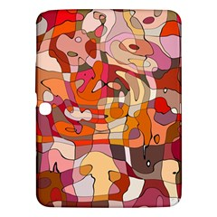 Abstract Abstraction Pattern Modern Samsung Galaxy Tab 3 (10 1 ) P5200 Hardshell Case