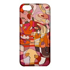 Abstract Abstraction Pattern Modern Apple Iphone 5c Hardshell Case