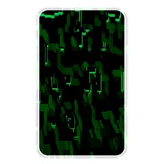 Abstract Art Background Green Memory Card Reader