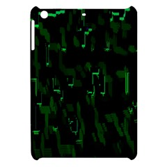 Abstract Art Background Green Apple Ipad Mini Hardshell Case