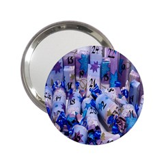 Advent Calendar Gifts 2 25  Handbag Mirrors by Nexatart