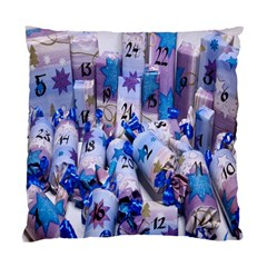 Advent Calendar Gifts Standard Cushion Case (two Sides)