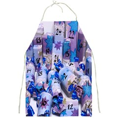Advent Calendar Gifts Full Print Aprons