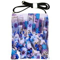 Advent Calendar Gifts Shoulder Sling Bags