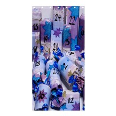 Advent Calendar Gifts Shower Curtain 36  X 72  (stall)