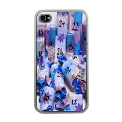 Advent Calendar Gifts Apple Iphone 4 Case (clear)