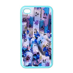 Advent Calendar Gifts Apple Iphone 4 Case (color)