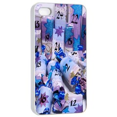 Advent Calendar Gifts Apple Iphone 4/4s Seamless Case (white)