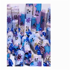 Advent Calendar Gifts Small Garden Flag (two Sides)
