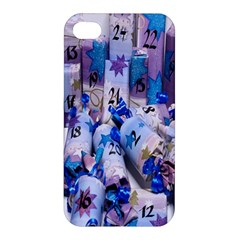 Advent Calendar Gifts Apple Iphone 4/4s Premium Hardshell Case