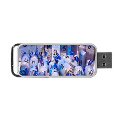 Advent Calendar Gifts Portable Usb Flash (two Sides)