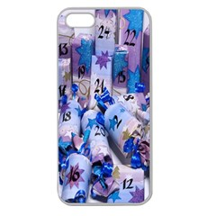 Advent Calendar Gifts Apple Seamless Iphone 5 Case (clear)