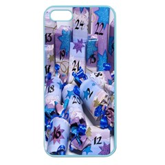 Advent Calendar Gifts Apple Seamless Iphone 5 Case (color)