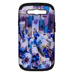 Advent Calendar Gifts Samsung Galaxy S Iii Hardshell Case (pc+silicone)